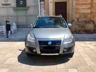 usata Fiat Sedici 88 kw diesel 4o4