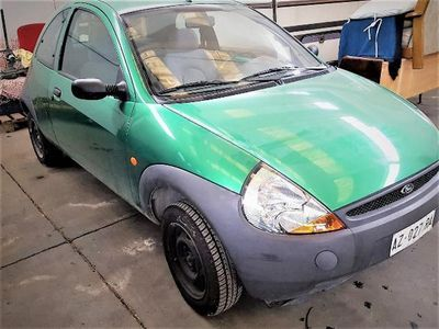 brugt Ford Ka 1.3 con Clima SOLO 65.000 KM !!!