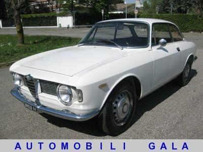 "gebraucht Alfa Romeo Giulia Sprint GT1600 "" RESTAURATA "" TARGHE NERE"