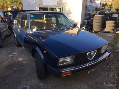usado Alfa Romeo Alfetta GT/GTV - 1980