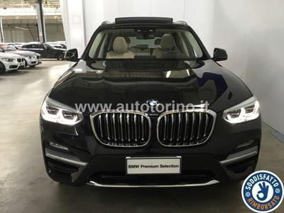 usado BMW X3 X3XDRIVE20D LUXURY