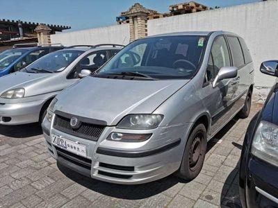 used Fiat Ulysse 2.0 MJT 120 CV Active