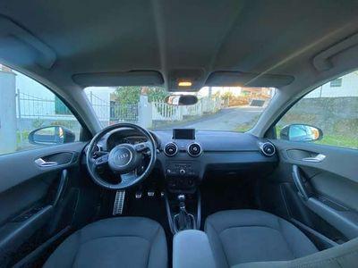 usata Audi A1 SPB 1.2 TFSI S line edition