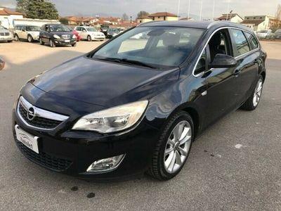 usata Opel Astra 1.7 CDTI 125CV Sports Tourer Cosmo