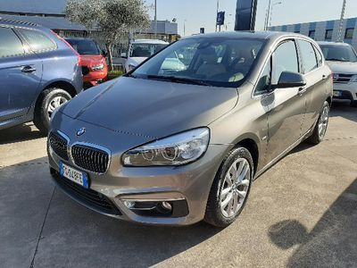 usata BMW 218 Active Tourer Serie 2 A.T. (F45) Luxury aut.