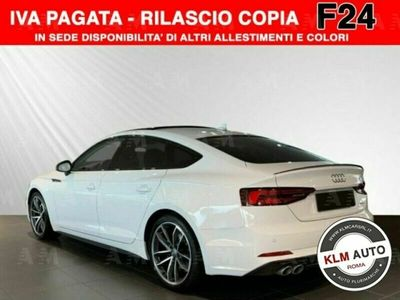 usata Audi A5 Sportback 2.0 TDI 190 CV quattro Sport usato