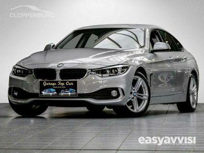used BMW 420 420 d gran coup led navi diesel
