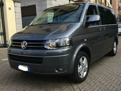 used VW Caravelle T6