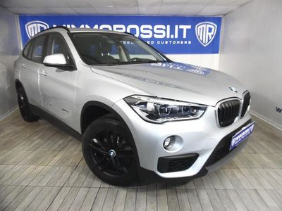 usata BMW X1 sDrive18d Auto. Advantage LED Navi specia price