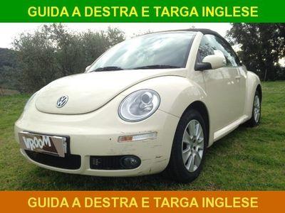 gebraucht VW Beetle newusata del 2007 a Livorno