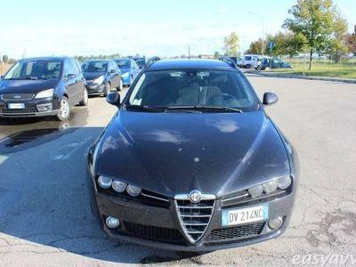 usata Alfa Romeo 159 1.9 JTDm 16V Sportwagon Distinctive Q-Tronic