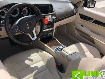 usado Mercedes E220 ClasseCDI Cabrio Premium FULL OPTIONAL