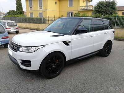usata Land Rover Range Rover Sport Range Rover Sport 3.0 TDV6 Black & White Edition