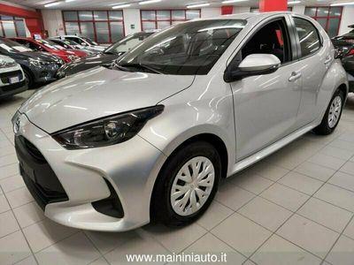 usata Toyota Yaris 1.0 73cv 5p + Car Play - 1^ rata 4 mesi