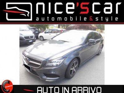 usata Mercedes CLS250 SW BlueTEC 4Matic Premium * TRAZIONE INTEGRALE rif. 13372761