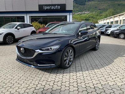 usata Mazda 6 2.2L 150 CV WGN Skyactiv-D AT Exclusive