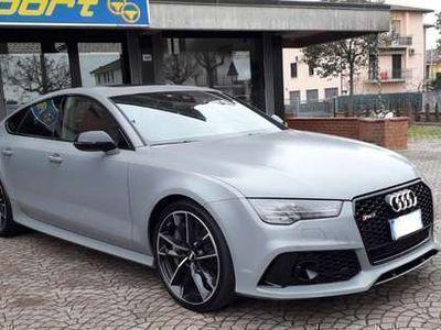 usata Audi RS7 RS7SPB 4.0 V8 TFSI performance quattro