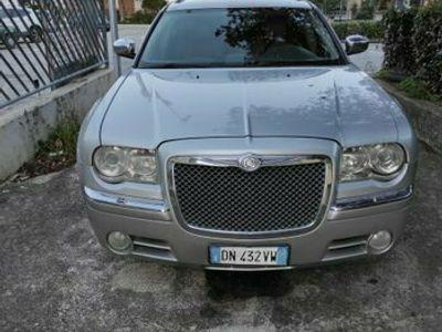 usata Chrysler 300C grigio metallizzato