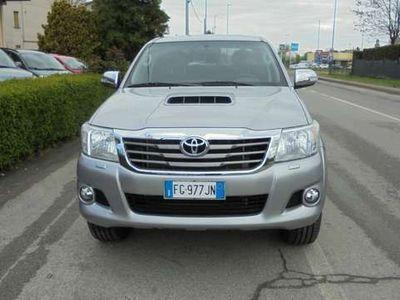 usata Toyota HiLux 3.0 D-4D aut.4WD 4p. DC Stylex PERFETTO NAVI