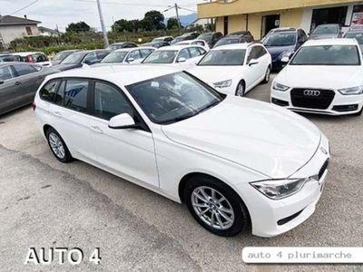 usata BMW 318 Serie 3 d Touring Business aut.