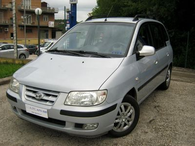 gebraucht Hyundai Matrix 1.5 CRDi TD Active*UNICO PROPRIETARIO*
