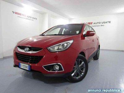 usado Hyundai ix35 2.0 CRDi 4WD Comfort