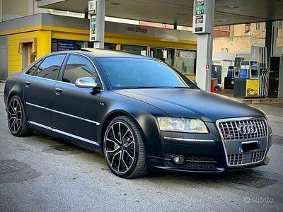 usata Audi S8 5.2 450cv