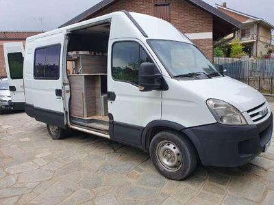 usata Iveco Daily Camper e trasporto