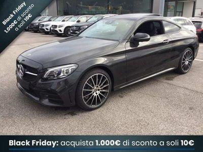 usata Mercedes C220 CLASSE C COUPÉ Classe C Coupé (c205)D Auto 4matic Coupé Premium Plus