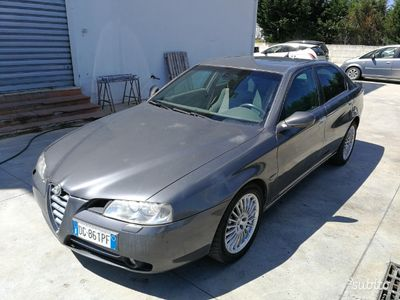 brugt Alfa Romeo 166 2.4 jtd 185 cavalli
