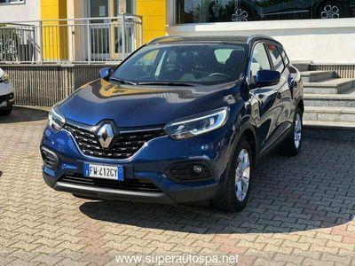 usata Renault Kadjar dCi 8V 115CV EDC Sport Edition del 2019 usata a Vigevano