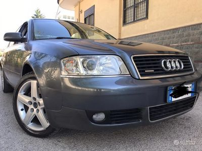 usata Audi A6 A6 2.4 V6 cat Ambition