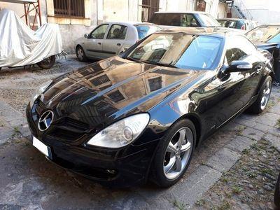 usata Mercedes SLK350 -Euro 4 -2005 -Camb Aut. Full Opt
