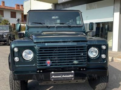 used Land Rover Defender 90 2.2 TD4 Station Wagon S