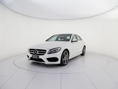 usata Mercedes 300 Classe C Berlinah Premium Plus auto