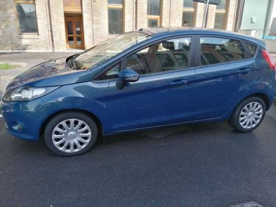 used Ford Fiesta 1.4 5 porte Bz.- GPL