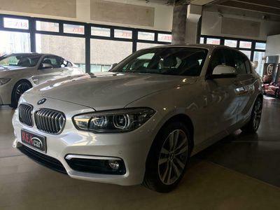 usata BMW 120 120 d 5pt. urban automatico