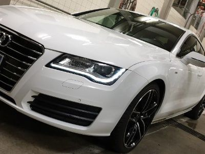 second-hand Audi A7 3.0 TDI 204cv S LINE