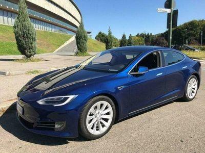 usata Tesla Model S Model S90kWh Integrale del 2017 usata a Torino
