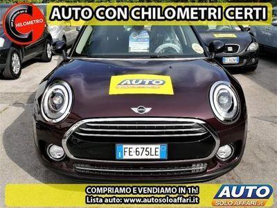 used Mini Cooper Clubman 2.0 D 18+LED+GARANZ.BMW+TAGLIANDI GRATIS rif. 11576656