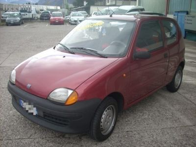 usata Fiat Seicento 900i cat Young