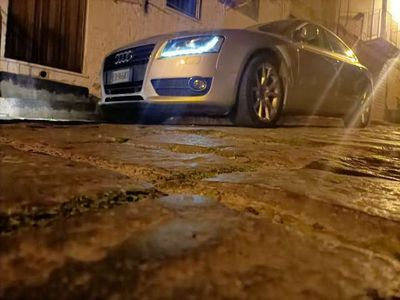 usata Audi A5 SPB 2.0 TDI 143 CV f1 multitronic 8 rapporti