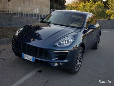 used Porsche Macan S diesel unipro' full 2015