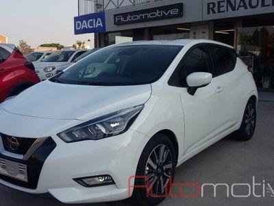 second-hand Nissan Micra - Tekna