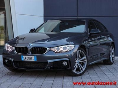 usata BMW 435 D XDRIVE GRAN COUPÉ MSPORT DEL 2014