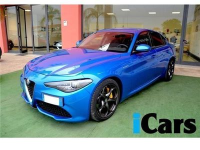 gebraucht Alfa Romeo Giulia 2.2 Turbodiesel 210 CV AT8 AWD Q4