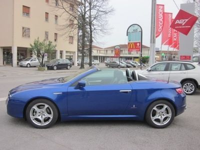 usata Alfa Romeo Spider 2.2 JTS Cabrio