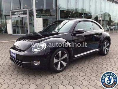 usata VW Maggiolino MAGGIOLINO2.0 tdi Sport 140cv dsg