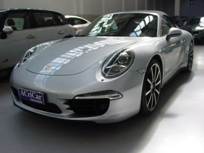 usata Porsche 911 Carrera 4S Cabriolet 991