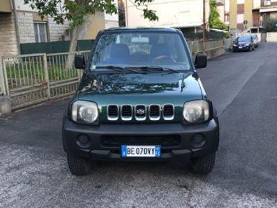 used Suzuki Jimny 1.3 benzina 1999